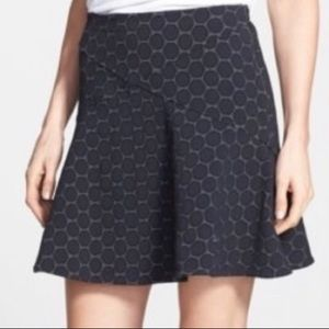 Marc by Marc Jacobs Skirt Dotted Skirt